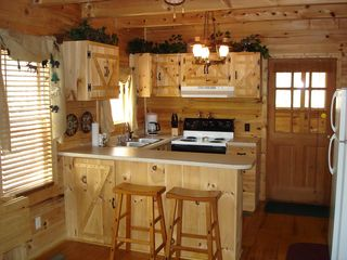 Rustic-Kitchen-idea