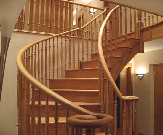 Wooden staircases 2